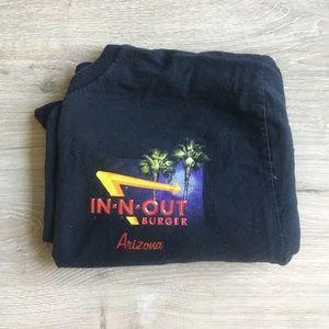 Vintage In N Out Burger Arizona Tee Shirt